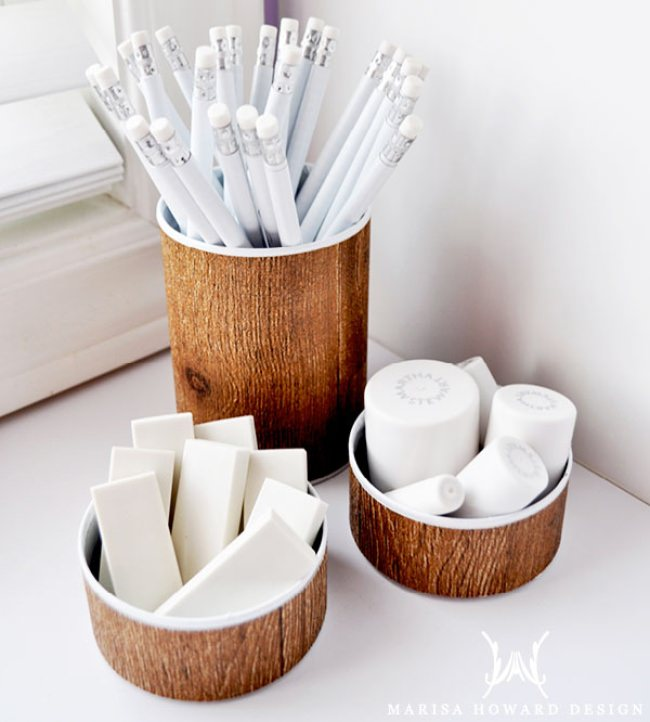 DIY Craft Containers
