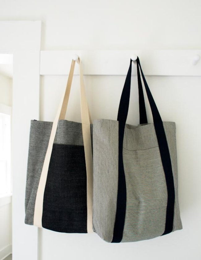 23 Tote Bag Templates | Tip Junkie