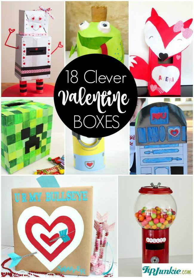 18 Clever Valentine Boxes-jpg