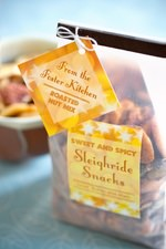 Sweet & Spicy Sleighride Snacks