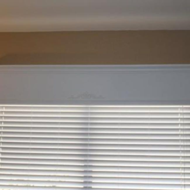 Wood Window Valence DIY {Valances}