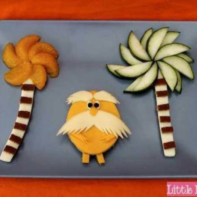 A Lorax Lunch