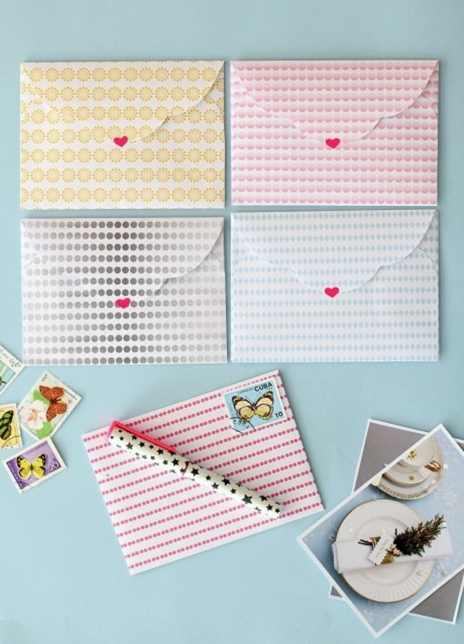 photograph about Printable Envelope Templates referred to as 13 Cost-free Printable Envelope Templates Suggestion Junkie