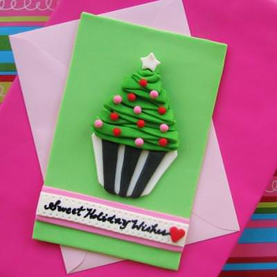 edible fondant greeting card to make  tip junkie, Greeting card