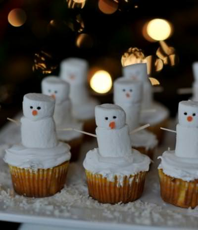 Frosty the Snowman Birthday Party