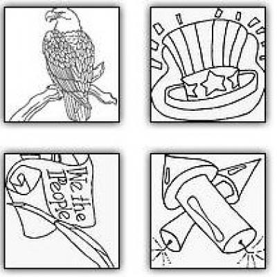 photo regarding Patriotic Coloring Pages Printable identified as Printable Patriotic Coloring Webpages Suggestion Junkie