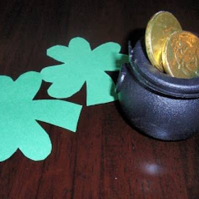 Find the Clovers St. Patrick's Day Game {St. Patrick's Day Games}